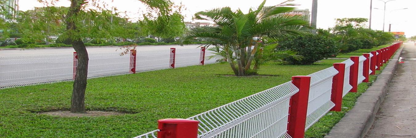 Thép hàng rào