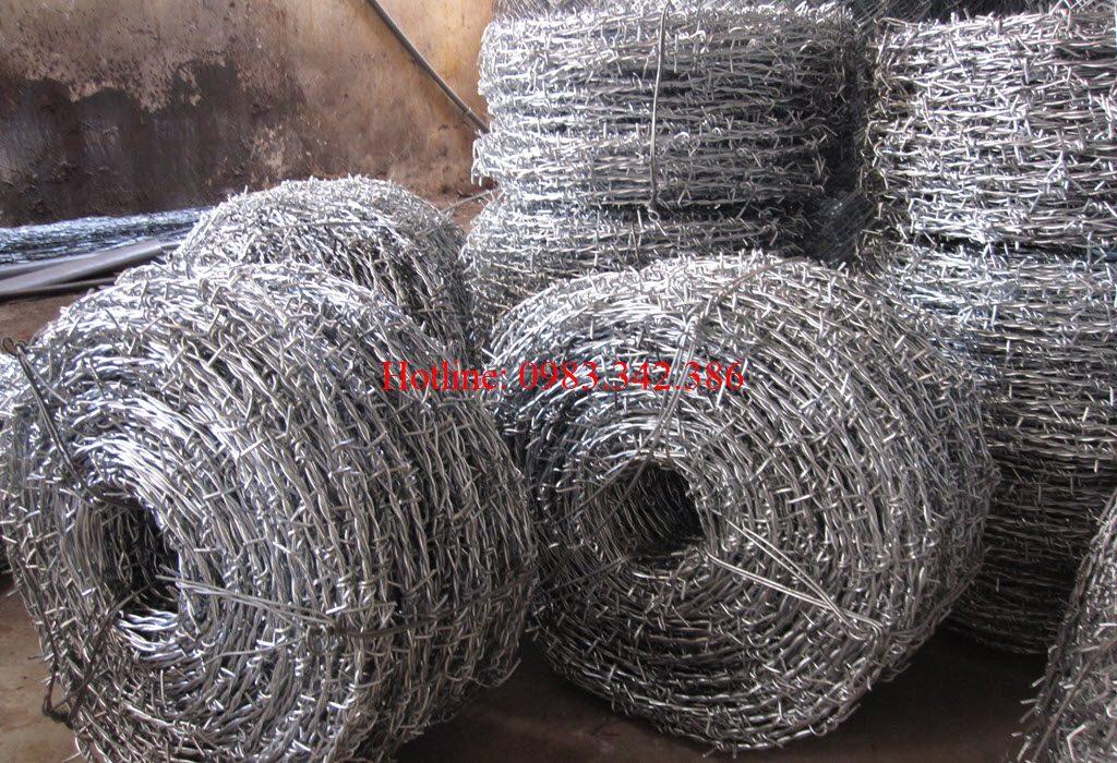 Lưới thép gai Minh Phát